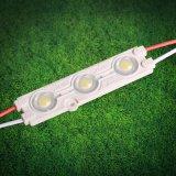 새로운 최고 가격 표시를 위한 최신 판매 3LEDs 2835 주입 LED 모듈 빛