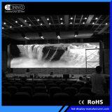 Visualizzazione ultra alta del nero LED SMD HD di definizione di P2.0mm video