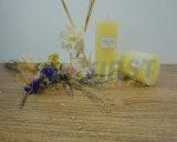 Vela perfumada al por mayor, vela perfumada de lujo de Aromatherapy, velas del pilar