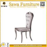 의자를 식사하는 최신 판매 스테인리스 의자