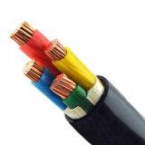 LV het Aluminium van het Lage Voltage of Kabel van de Macht van het Koper de pvc Geïsoleerdec pvc In de schede gestoken
