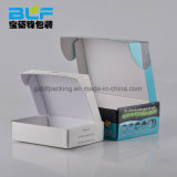 Foldable Corrugated Shoe Box Customized Printed Paper Shipping Boxings Custom Logo