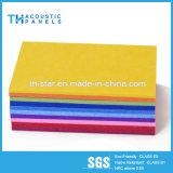 Панели волокна полиэфира материалов звукоизоляции