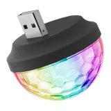 USBクリスマスの装飾のための携帯用ホーム党ライト