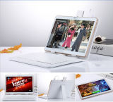 "10 "" High Speed ROM Android 5.1 Wcd Ma 3G Phablet PC таблетки 4gram/64G WiFi Octa w Keyboardki"