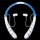 Receptor de cabeza estéreo sin hilos de Hbs Bluetooth de la tirilla de la camisa, auricular de Bluetooth de la venda de 4.0 versiones con el Mic