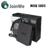 Cadre androïde du faisceau TV de quarte de Mxq Amlogic S805 de qualité
