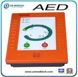 Máquina dea del instructor del desfibrilador automático portátil First-Aid Desfibrilador Externo Automático