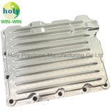 Aluminium-CNC-Getriebe-Deckel mit der sauberen/anodisierten CNC maschinellen Bearbeitung