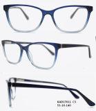 De Optische Klaar Frames van de acetaat Gemaakt met de Lente (KAD17011)