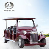 6-местный электрический Vintage/классического автомобиля на полдня с маркировкой CE