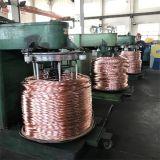 fil en aluminium plaqué de cuivre de 4.62mm CCA-10A pour le câble de rf