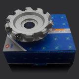 Face Indexable CNC Fresa das ferramentas de corte