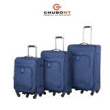 Chbuont fünf Räder Tsa Verschluss-Doppelt-Reißverschluss-Laufkatze-Arbeitsweg-Gepäck