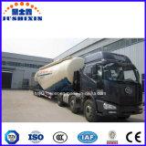3 Aanhangwagen van de Tanker van het Cement van het Poeder van assen 100tons de Materiële Bulk