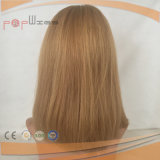 De mooie Blonde Europese Korte Pruik van het Haar (pPG-l-0598)