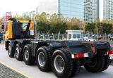 Carro de vaciado patentado de la explotación minera de Ginaf volquete de la mina de 70 T