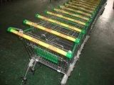 Europäische Art-runde Einkaufen-Laufkatze