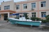 Liya Fueraborda bote de fibra de vidrio marino