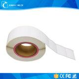 試供品EPC Gen2の長距離受動M4/5/H3 UHF RFIDの札かラベルまたはステッカーの衣服のための9640 RFID UHFの象眼細工