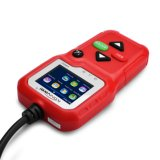 Konnwe Kw680 OBD2 Eobdは自動車スキャンナーサポートSAE J1850プロトコル完全なOBD 2機能診断Multi-Language Pk Om126できる