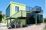 Contenedor de la oficina prefabricados Casa en venta
