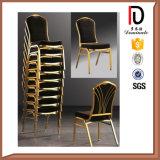 アルミニウム椅子のブロムA009をスタックする背部デザイン