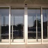 Vidrio templado de alta calidad de las puertas correderas de aluminio