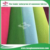 Eco-Friendly와 Breathable 비 길쌈된 Spunbond 직물 가격