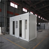 Дом контейнера низкой стоимости Prefab