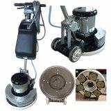 2.5HP escogen el pulidor de suelo de múltiples funciones de mármol de la máquina pulidora del disco