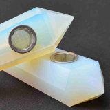 Da tubulação Opal da mão da tubulação da mão tubulação de fumo material natural de fumo