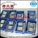 Placa material original do carboneto de tungstênio K10/K20