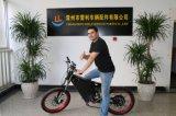 '' Gummireifen-Gebirgselektrisches Fahrrad des Motorrad-19 für weg von Straße