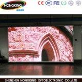 Étalage d'écran d'intérieur du panneau coloré DEL de DEL