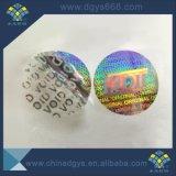 Custom Void Adesivo com holograma inviolável