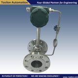 Интегрированный расходомер для газов вортекса для насыщенного пара