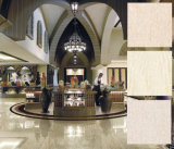 Hotel de luxo natureza polido decorativos azulejos de porcelana para pilares