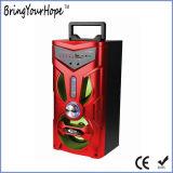 Spreker Bluetooth van de Spreker van de karaoke de Draagbare Houten in Goede Kwaliteit (xh-ps-710)