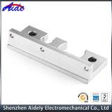CNC del aluminio del sistema de detección de fuego que trabaja a máquina piezas del CNC