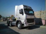 380HP Sinotruk HOWO A7 6X4 트랙터 트럭 트레일러 또는 트랙터 헤드