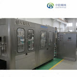 3 automatici in 1 attrezzatura/impianti/riga di plastica gassosi della macchina di rifornimento dell'acqua del gas di bottiglia della macchina di rifornimento delle bibite analcoliche