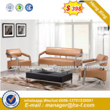 Bureau moderne classique en cuir Royal Salle de séjour un canapé-(HX-S262)