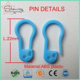아름다운 색깔 플라스틱 안전핀 배 모양 꼬리표 Pin 스티치 마커
