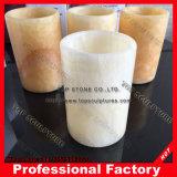 Мраморные карандашом, декоративный камень перо чашка для регистрации, дома или в офисе