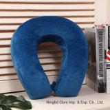 U Almohada de viaje de trabajo en casa de color puro Pan proveedor chino de almohada