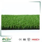 Erba artificiale decorativa dello Synthetic di tennis dell'erba