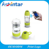 Smart Wireless flotante altavoz Bluetooth Mini altavoz resistente al agua la botella de agua