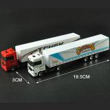 Soem-Plastik Mechaniker-Gefahrenes Logistik-LKW-Spielzeug-Auto