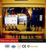 un generatore diesel insonorizzato da 55 KVA con approvazione del Ce di potere di Cummins [IC180302g]